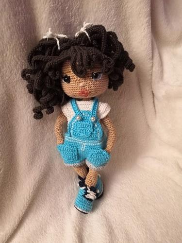 Makerist - Puppe, gehäkelt für kleine und große Liebhaberinnen - Häkelprojekte - 2