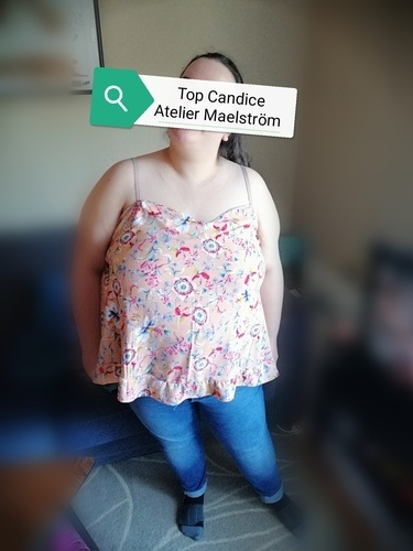 Makerist - Top Candice  - Créations de couture - 1