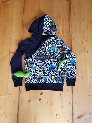 Makerist - noch ein minecraft-hoodie - 1