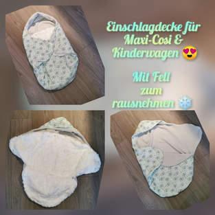 Makerist - Decke für jedes Wetter  - 1