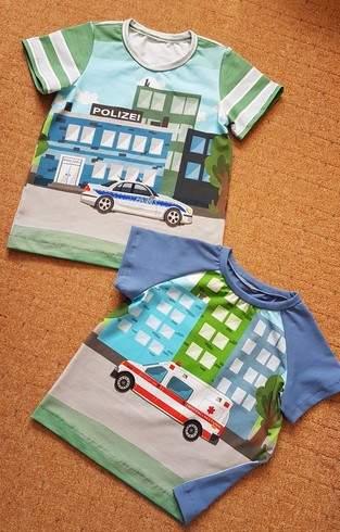 Polizei - Shirt