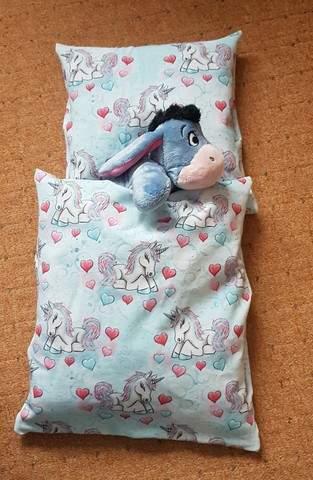 Puppen - Bettwäsche