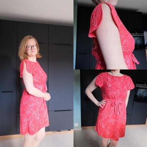 Makerist - Robe dune - Créations de couture - 1
