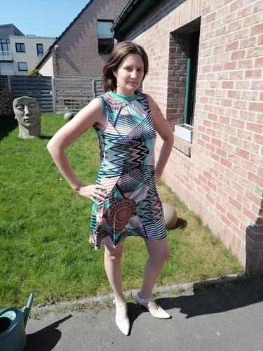 Makerist - Robe Atala en Jersey  - Créations de couture - 1