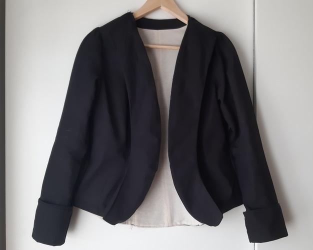 Makerist - Veste Cilia - Créations de couture - 2