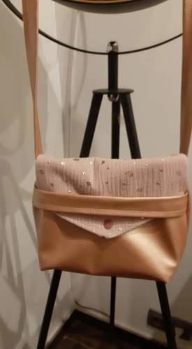 Makerist - Pochette Sandra de chez Dodynette - Créations de couture - 1