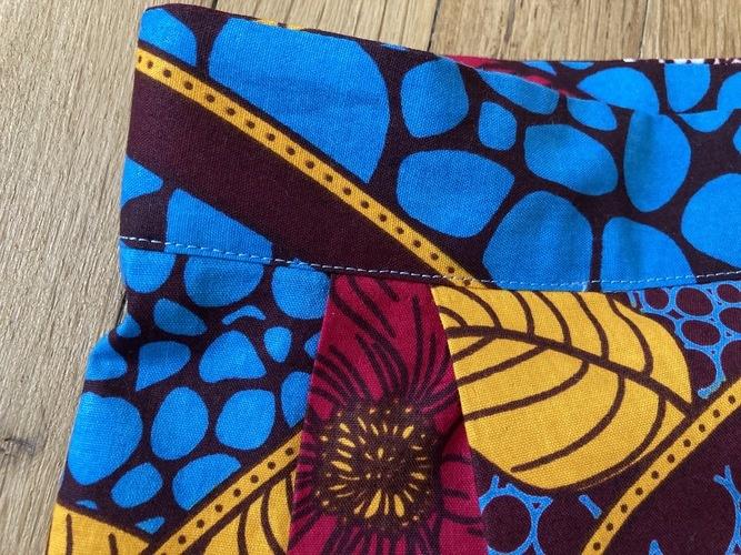 Makerist - Jupe Monceau en Wax - Créations de couture - 2