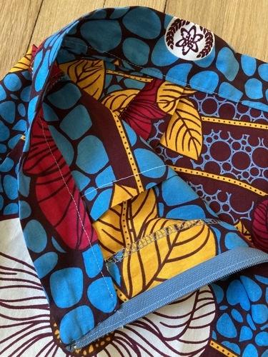 Makerist - Jupe Monceau en Wax - Créations de couture - 3