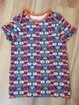 Makerist - Tiger-T-Shirt für Bela - 1