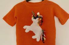 Makerist - Einhorn Pullover - 1