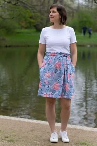 Makerist - Therese als Shirt - 1
