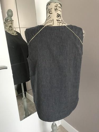 Makerist - Débardeur Madame Merle de studio schnittreif  - Créations de couture - 2