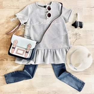 Girly Dress von Schneiderline