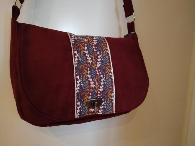 Makerist - Sac à bandoulière - Créations de couture - 1