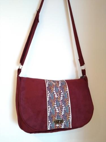Makerist - Sac à bandoulière - Créations de couture - 2