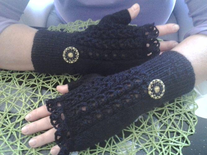 Makerist - handstulpen - Strickprojekte - 1