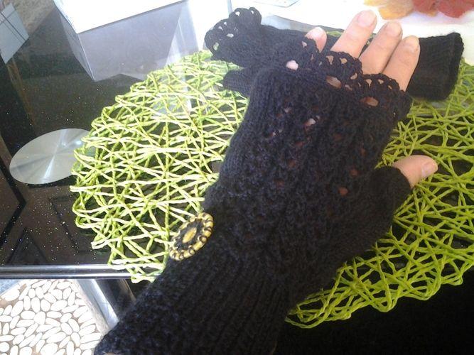 Makerist - handstulpen - Strickprojekte - 2