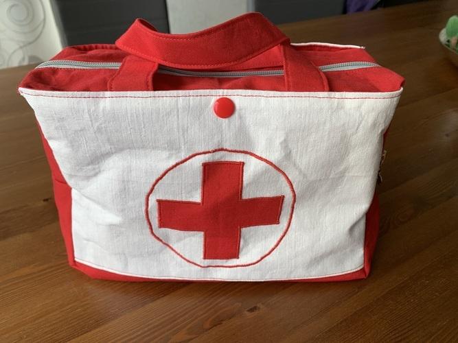 Makerist - Arzttasche  - DIY für Kinder - 1