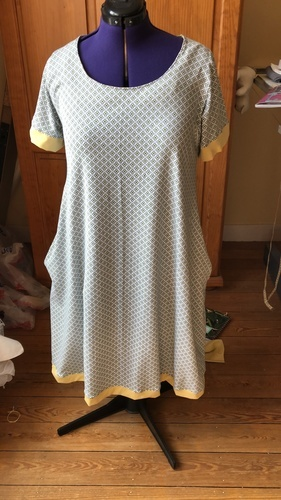 Makerist - robe Yzia - #makeristalamaison - 1