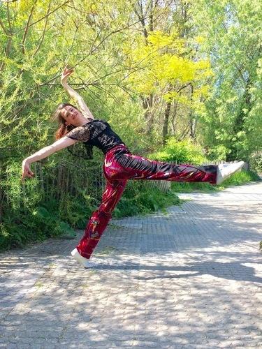Makerist - Pantalon jogging 🧵💃🏻 - Créations de couture - 3