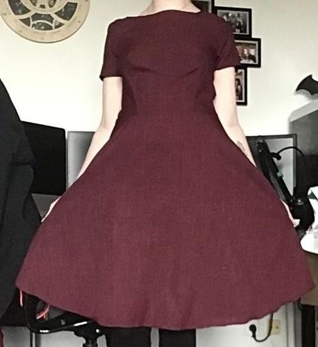 Makerist - Robe vintage lexie  - Créations de couture - 1