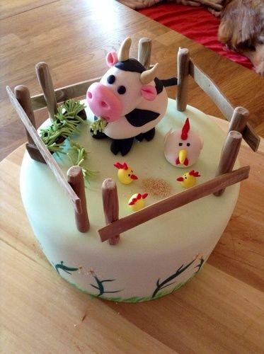 Makerist - Little Animal Farm  - Torten, Cake Pops und Cupcakes - 1