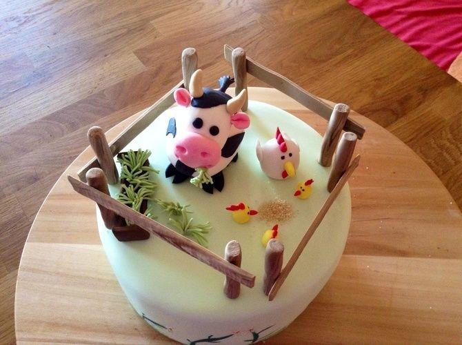 Makerist - Little Animal Farm  - Torten, Cake Pops und Cupcakes - 2