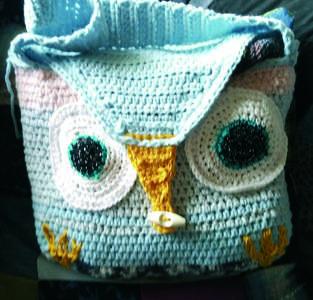 Makerist - Sweet Owl - süßes Eulen-Täschchen  - 1