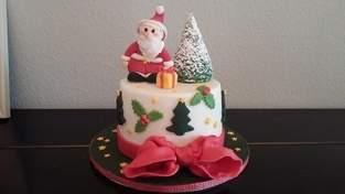 Makerist - Weihnachstorte - 1