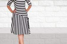 Makerist - Dress Gisell with Jersey for Women - 1
