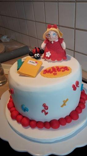 Makerist - Schulwechsel - Torten, Cake Pops und Cupcakes - 2