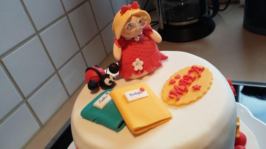 Makerist - Schulwechsel - Torten, Cake Pops und Cupcakes - 3