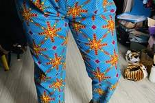 Makerist - Pantalon tailleur en wax - 1