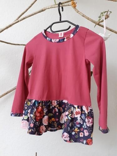 Makerist - Girly Dress - Nähprojekte - 1