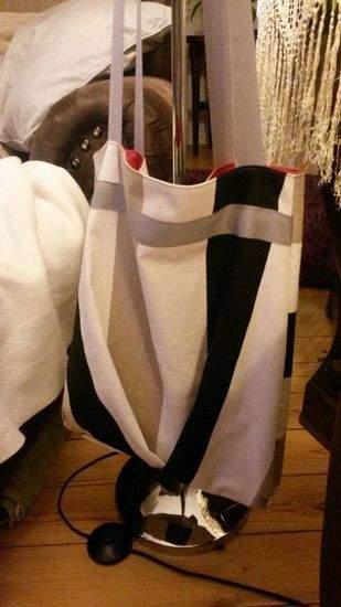 Tasche Faltenliebe von leni pepunkt