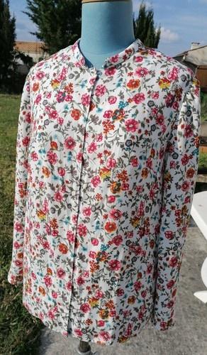 Makerist - chemise Aprile - Créations de couture - 1