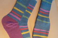 Makerist - Colorful socks - Strickintermezzo  - 1