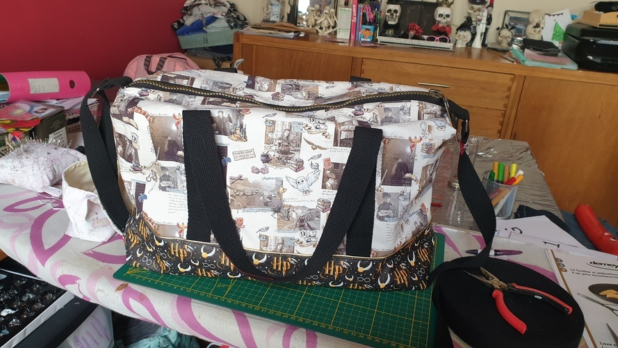 Makerist - Sac george  harry potter  - Créations de couture - 2