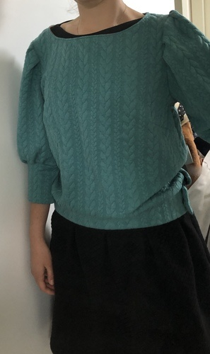 Makerist - ERMINE - BLOUSE - Créations de couture - 1