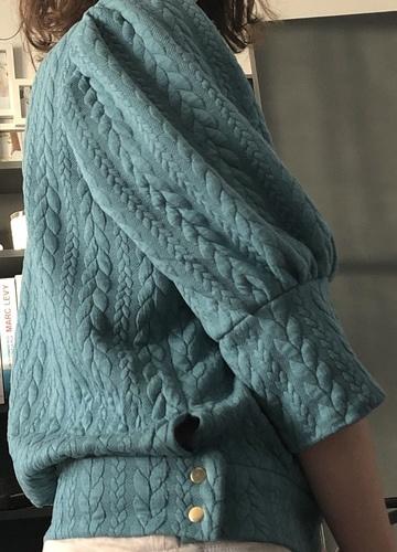Makerist - ERMINE - BLOUSE - Créations de couture - 2