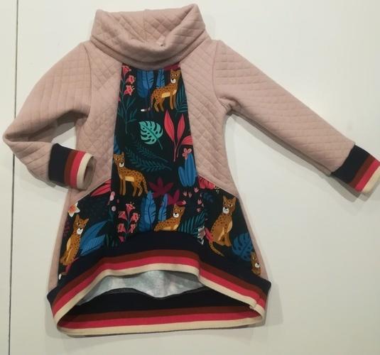 Makerist - Sweat Aya kids de l'usine a bulle - Créations de couture - 1