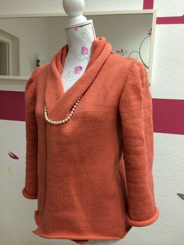 Makerist - Kimono Strickjacke - Strickprojekte - 1
