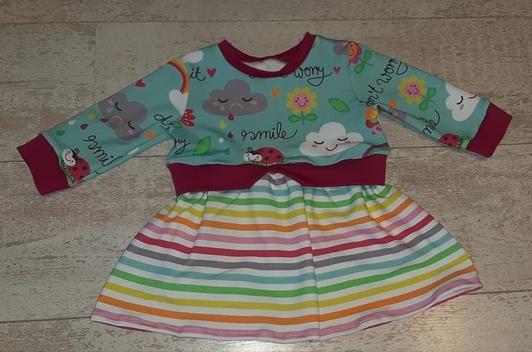 Makerist - Girly Sweater - Nähprojekte - 1