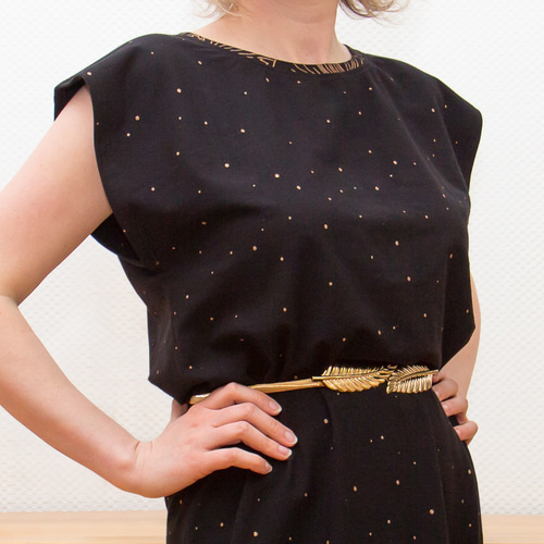 Makerist - FRAU JULIE - Jerseykleid - Nähprojekte - 2