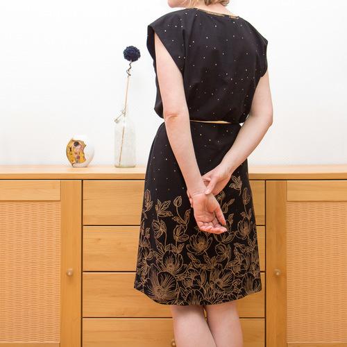 Makerist - FRAU JULIE - Jerseykleid - Nähprojekte - 3