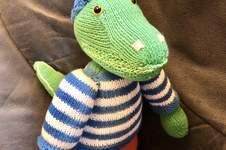 Makerist - Cord, das Krokodil - 1