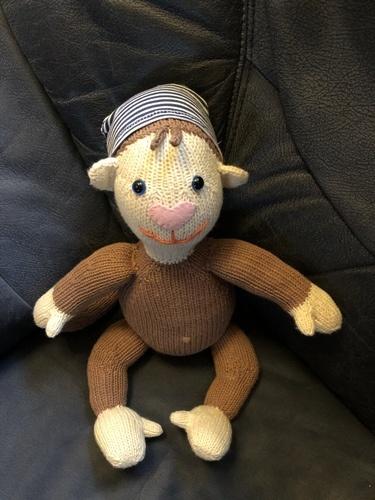Makerist - Lille, das kleine Affenkind - Strickprojekte - 1