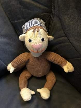 Makerist - Lille, das kleine Affenkind - 1