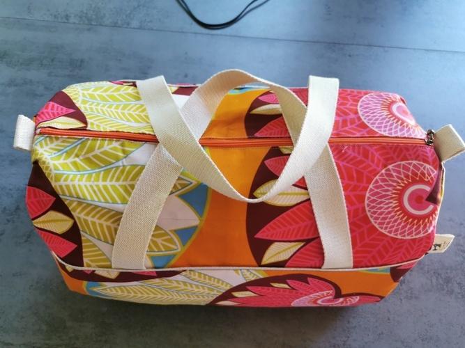 Makerist - SAC FRIPOUILLE EN GRANDE TAILLE - Créations de couture - 1