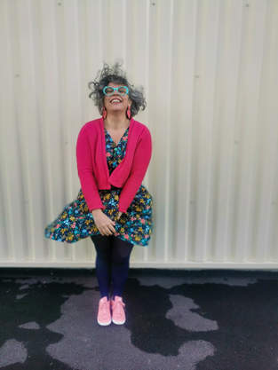Makerist - Robe Elvira et gilet crocus - 1